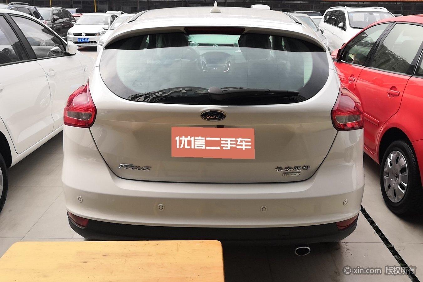 福特 福克斯两厢 2018款 1.5t 自动 ecoboost180精英型