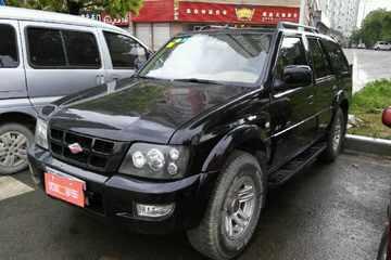 陆风 X6 2005款 2.8T 手动 后驱 柴油