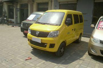 哈飞 民意 2012款 1.0 手动 空调型8座DA465QA