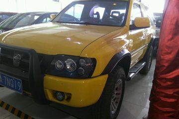 陆风 X9 2009款 2.5T 手动 VM冠军限量版四驱 柴油