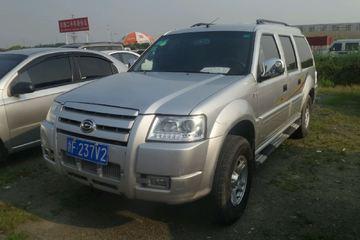 广汽吉奥 帅舰 2008款 2.0T 手动 柴油