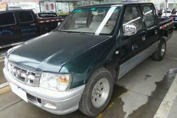 东风 皮卡 2013款 2.4T 手动 财富版后驱 柴油
