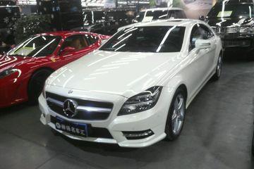 奔驰 CLS级三厢 2012款 3.5 自动 CLS350