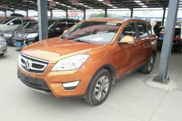 北京汽车 绅宝X65 2015款 2.0T 自动 豪华版