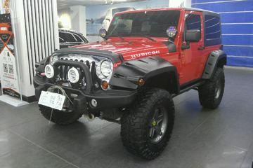 Jeep 牧马人 2011款 3.8 自动 Rubicon两门