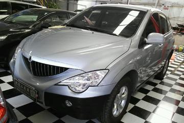 双龙 爱腾 2009款 2.0T 手动 标准型后驱 柴油