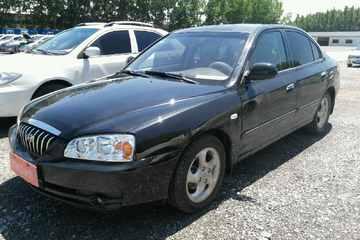 现代 伊兰特三厢 2004款 1.6 手动 豪华型GLS