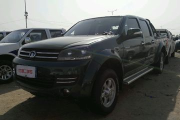 长城 风骏 2013款 2.0T 手动 欧洲大双排精英型四驱 柴油