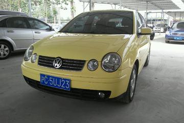大众 POLO两厢 2005款 1.4 手动 舒适型