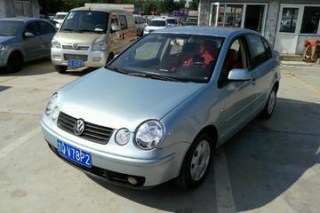 大众 POLO三厢 2003款 1.4 手动 舒适型