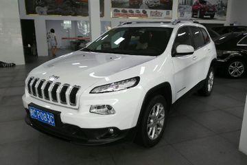Jeep 自由光 2014款 2.4 自动 精锐版