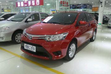 丰田 威驰 2014款 1.5 自动 智臻版