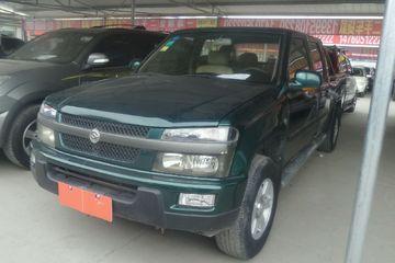 黄海 大柴神 2012款 2.4 手动 至尊版标准型后驱