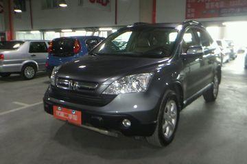 本田 CR-V 2007款 2.4 自动 VTi尊贵型四驱