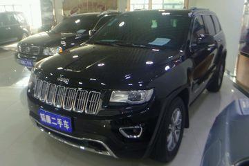Jeep 大切诺基 2014款 3.0 自动 舒享导航版