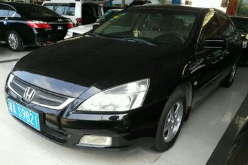 本田 雅阁 2006款 2.4 自动 豪华型