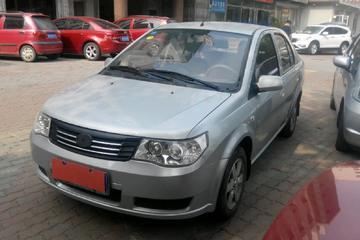 天津一汽 威志三厢 2011款 1.5 手动 舒适型