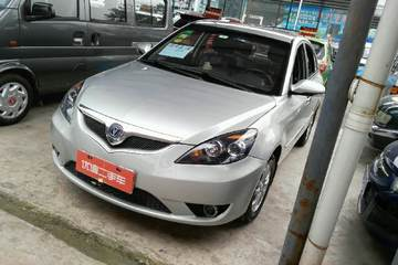 长安 悦翔三厢 2011款 1.5 手动 豪华型