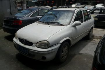 别克 赛欧 2002款 1.6 自动 SLX豪华型