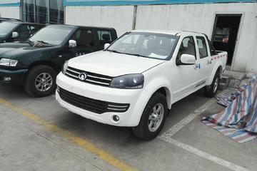 长城 风骏 2013款 2.8T 手动 欧洲大双排领航型四驱 柴油