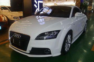 奥迪 TT 2013款 2.0T 自动 Coupe 45TFSI黑色旋风版