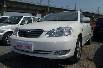 丰田 花冠 2006款 1.8 手动 GLX-I