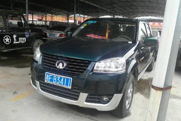 长城 风骏 2011款 2.8T 手动 公务版小双精英型后驱 柴油
