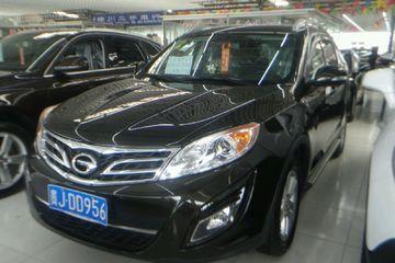 广汽传祺 传祺GS5 2012款 2.0 自动 尊贵版前驱
