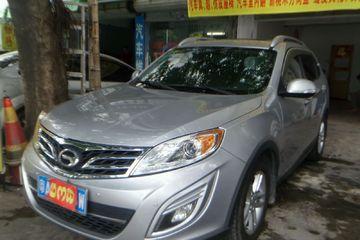 广汽传祺 传祺GS5 2012款 2.0 自动 豪华版前驱
