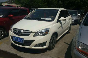 北京汽车 E系列三厢 2013款 1.3 手动 乐天版