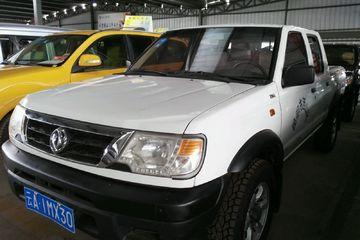 日产 锐骐皮卡 2013款 2.2T 手动 超值版四驱 柴油