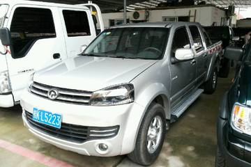长城 风骏 2015款 2.0T 手动 矿区版大双排豪华型后驱 柴油