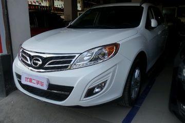 广汽传祺 传祺GS5 2012款 2.0 手动 周年限量版前驱
