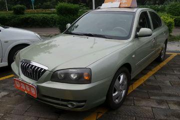 现代 伊兰特三厢 2004款 1.8 自动 豪华型GLS
