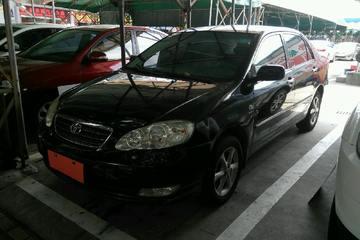 丰田 花冠 2005款 1.8 手动 GL-I