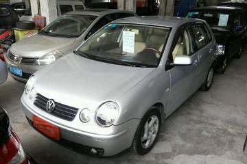 大众 POLO两厢 2002款 1.4 自动 舒适型