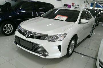 丰田 凯美瑞 2015款 2.0 自动 G豪华版