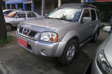 日产 帕拉丁 2003款 2.4 手动 XE后驱