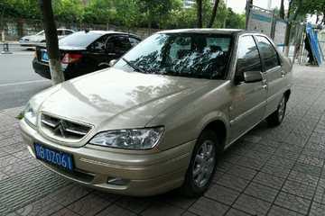 雪铁龙 爱丽舍三厢 2002款 1.6 手动 SX 8V