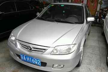 海马 福美来三厢 2005款 1.6 自动 豪华型