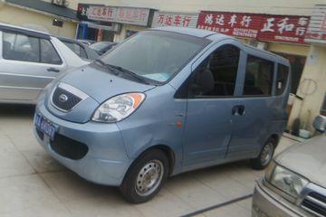 开瑞 优雅(瑞麒2) 2009款 1.2 手动 标准型5-8座