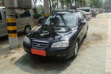 现代 伊兰特三厢 2007款 1.6 手动 豪华型GLS
