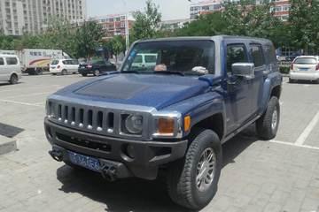 悍马 H3 2005款 3.5 自动