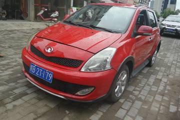 长城 炫丽 2011款 1.5 自动 豪华型
