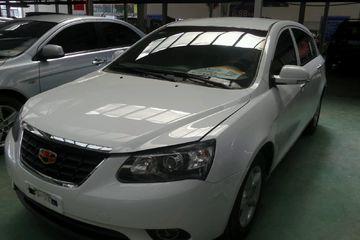 帝豪 EC7经典两厢 2013款 1.5 手动 精英型