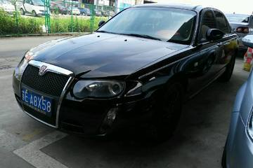 荣威 750 2008款 1.8T 自动 i铂雅版
