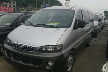 江淮 瑞风 2012款 1.9T 手动 穿梭标准型7-8座 柴油