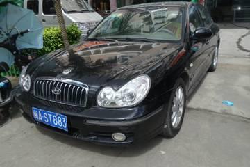 现代 索纳塔 2004款 2.0 自动 标准型GL