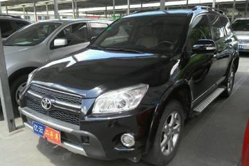 丰田 RAV4 2011款 2.4 自动 至臻导航版四驱