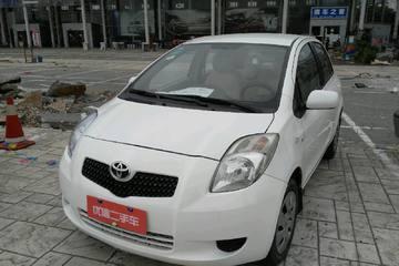 丰田 雅力士 2008款 1.3 手动 E舒适型